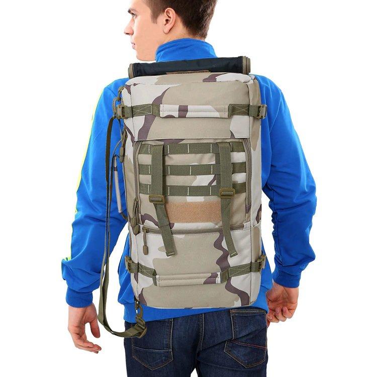 50L travel bag backpack