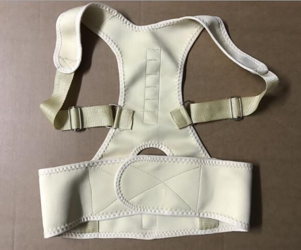 posture corrector beige