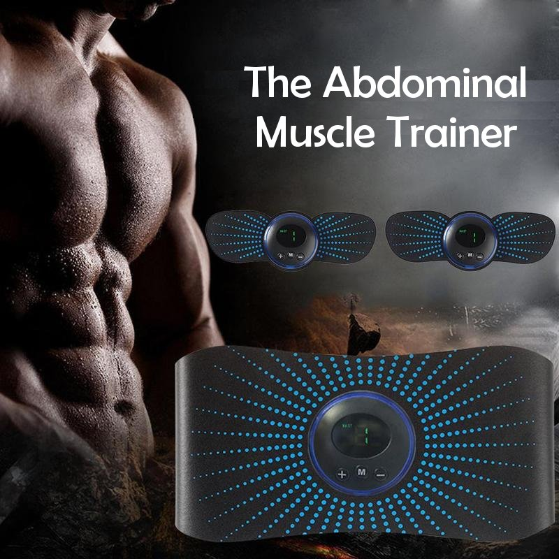 The Abdominal Muscle Trainer