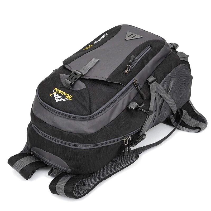 40L waterproof backpack