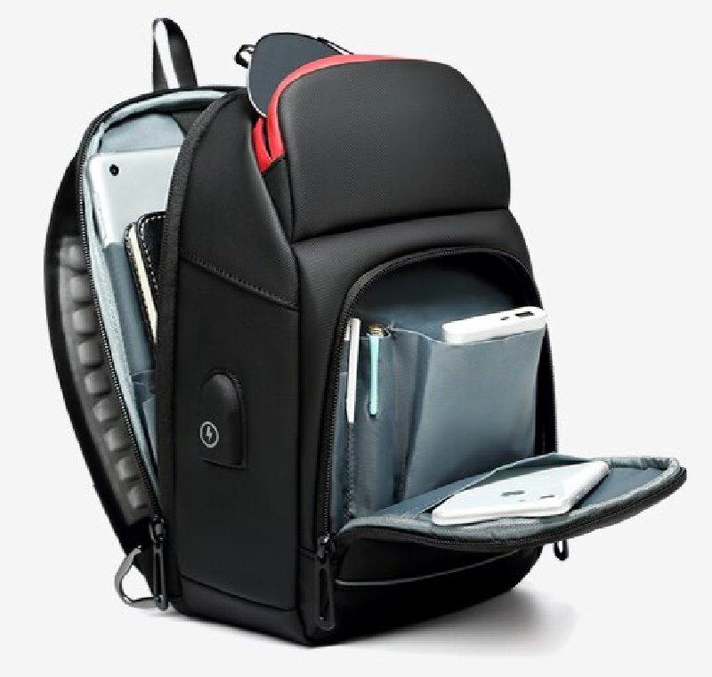 usb oxford chest bag