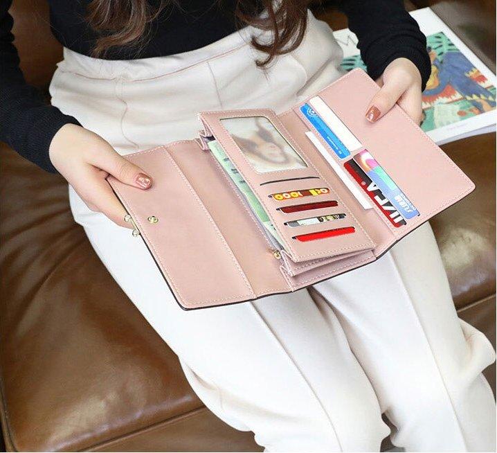 clutch purse wallet