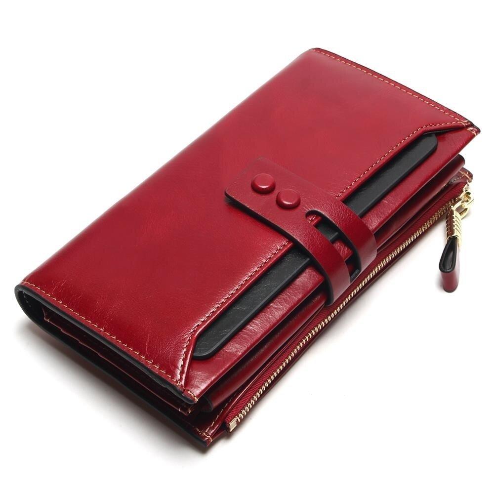 leather women purse wallet